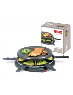 Piastra barbecue raclette...